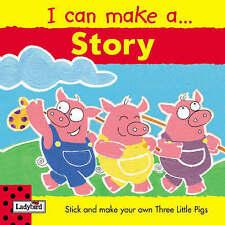 Puedo hacer una historia: los tres cerditos por Viv Lambert (de Bolsillo, 2004)