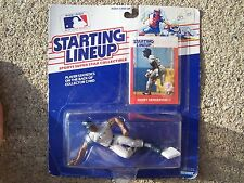 Rickey Henderson Starting Lineup New York Yankees