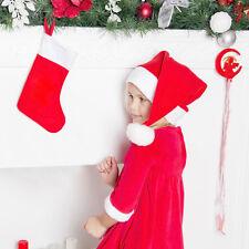 Calcetines de Navidad color principal rojo Los mejores precios en eBay