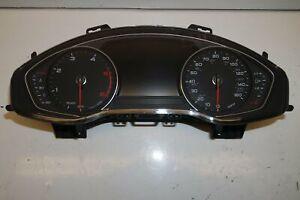 AUDI Q5 FY Instrument Cluster Speedo Speedometer 80a920971 2.0 Diesel MPH