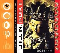 Chill Sessions: Chill in India, Vol. 2 [Digipak] by Various Artists CD New Seale