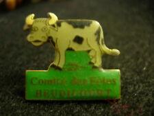 Comtie des Fetes Heudicourt Hat Lapel Pin HP3928