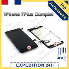 VITRE TACTILE + ECRAN LCD RETINA TOUT ASSEMBL�‰ COMPLET POUR IPHONE 7 PLUS NOIR