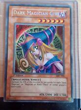 Yugioh Dark Magician Girl MFC-000 1.Edition