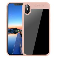 Clear Thin Silicone Case for iPhone 8, X 7 6 6s Plus