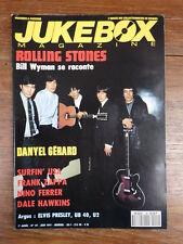 REVUE JUKEBOX MAGAZINE / 1991 / 49 / BILL WYMAN