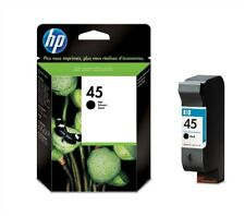 Genuine High Capacity Black HP 45 Ink Cartridge 51645A