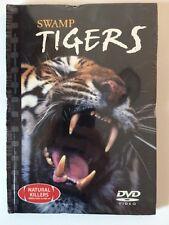 Swamp Tigers: Natural Killers Predators Close Up (DVD & BOOK, 2001)