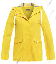 Plus Size 18 20 22 24 NEW RAIN MAC Ladies PARKA Womens Waterproof RAINCOAT