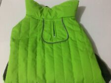 New listing Dog Coat By Pet Spirit Lime Green Size M Nwot