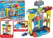 Hot Wheels Colour Shifters Stunt Splash Car Wash Ages 4 Toy Race Water Color