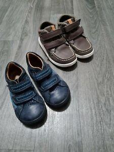 BOYS CLARKS BOOTS INFANT SIZE 6.5 F STARTRITE SHOES BUNDLE TODDLER