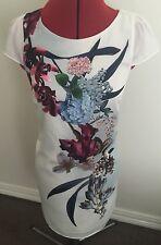 Portmans Size 6 Floral Dinner Dress, Rrp$90