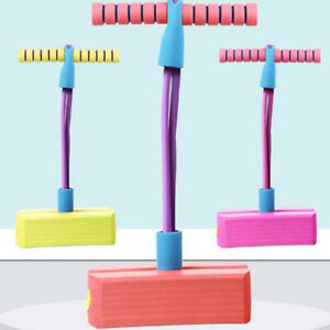 Foam Stick Jumper For Kids Outdoor Sports Fitness Toddler Games Sensory T Je Ul