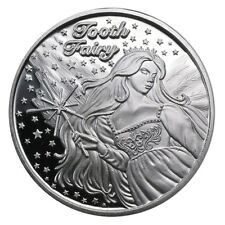 1 oz Silver Round - Tooth Fairy  P85614