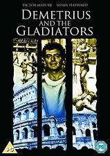 Demetrius and the Gladiators [1954] (DVD) Victor Mature, Susan Hayward