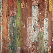 Ella & Viv Paper Co 12x12 Scrapbooking Paper - Wood Background #3
