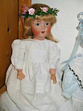 Antike Puppe  Armand Marseille A 6 M Kugelgelenkkörper 52 cm, Samml-Auflösg.