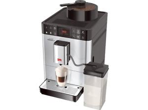 Melitta Caffeo Varianza CSP 1450 W Kaffeevollautomat - Silber