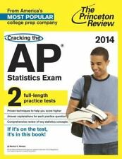 College Test Preparation: Cracking the AP Statistics Exam, 2014 Edition by...