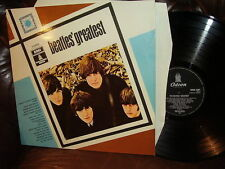 Beatles, Greatest,  Parlophone stereo OMHS 3001 Holland