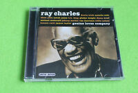 Ray Charles Genius loves company edition