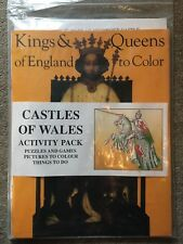 Castles of Wales - Activity Pack - New