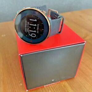 Polar 90080198 Vantage M Medium/Large Sport Watch  -  Black/Copper