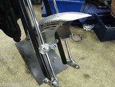 stabiler Fenderhalter Springergabel universal CNC-gefräst