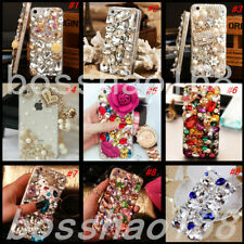 Glitter Luxury Crystal Bling Rhinestone Diamonds Soft TPU Gel Case Cover B54