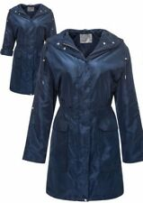 Vero Moda Ladies Parka Coat Lightweight Jacket Hooded Size M rrp £42 LS172 FF 06