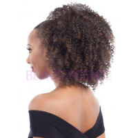 SNG Freetress Equal Drawstring Curly Hair Ponytail - Bohemian Fro