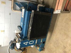 Quincy 40 HP air compressor