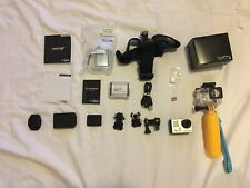 GoPro Hero 3+ With Accessories Excellent Tested and Working!