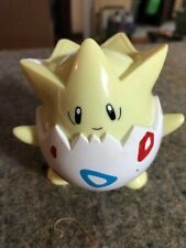 1998 Tomy Nintendo Pokemon Sound Activated Talking Togepi Digi Pet Works New Bat