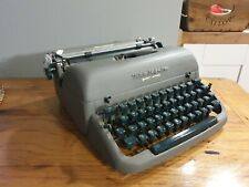 Remington Quiet Riter Typewriter,  Cleaned And Serviced