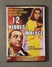 DVD 12 HEURES D'HORLOGE - Lino VENTURA / Laurent TERZIEFF / Eva BARTOK