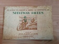 More details for john player & sons speedway riders cigarette cards 1937