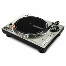 Reloop RP 7000 Mk2 DJ Turntable (silver)