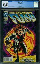 Flash 92 CGC 9.8 - White Pages