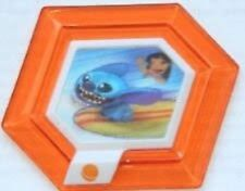 Disney Infinity SEALED Hangin Ten 10 Stitch with Surfboard Hang Power Disc