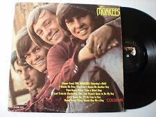 THE MONKEES lp SELF-TITLED RCA COM 101 RARE CANADA ORIGINAL