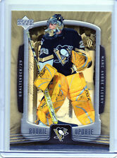Marc Andre Fleury 05/06 UD Rookie Update #80