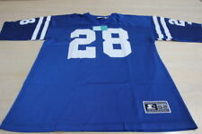 Vintage Starter Nfl Indianapolis Colts Marshall Faulk #28 Foot Ball Jersey Xl 52