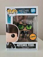 Funko Pop! Disney Artemis Fowl Chase Edition