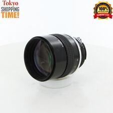 Nikon AI Nikkor 135mm F/2 Lens from Japan FREE SHIPPING