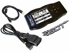 SCT 7416 X4 Power Flash Tuner Programmer 2014-2015 Chevy Silverado & GMC Sierra