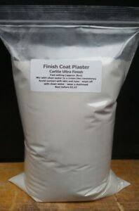 Wall Plaster - Carlite Ultra Finish Fast Setting Small Packs 1-2kgs Repairs