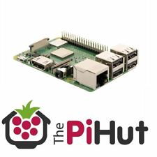 Raspberry Pi 3 Model B Plus 1.4GHz Quad Core 64Bit 1GB RAM (2018 Model)