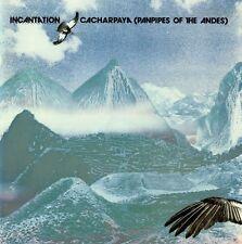 INCANTATION  Vinyl LP  Cacharpaya, EX+